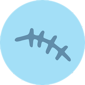 Icon suture